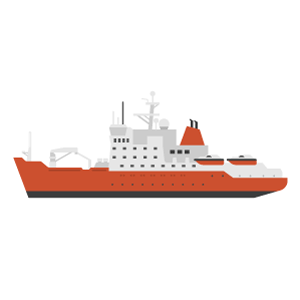 Icebreaker Free Vector Illustration