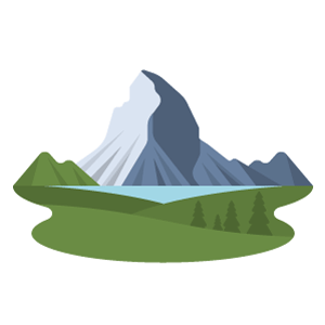 Matterhorn Free Vector Illustration