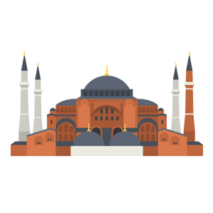 Ayasofya Free PNG Illustration