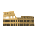 Coliseo Illustration