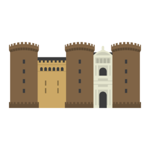 Castel Nuovo Free PNG Illustration