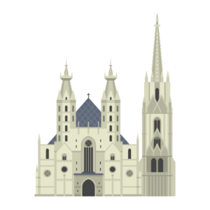 Stephansdom Free PNG Illustration
