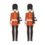 Scots Guards Illustration