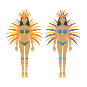 Carnaval Rio Free PNG Illustration