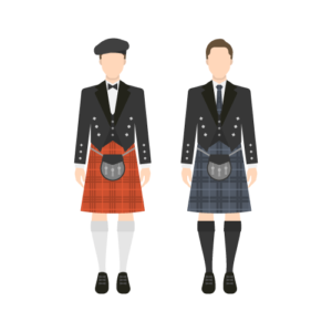 Kilt Free PNG Illustration