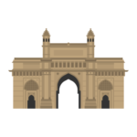 Gateway of India Illustration
