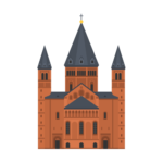 Mainzer Dom Illustration