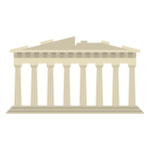 パルテノン神殿 Illustration