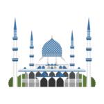 スルタン・サラディン・アブドゥル・アジズ・モスク Illustration