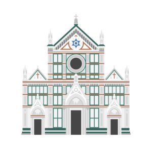 Basilica di Santa Croce Free PNG Illustration